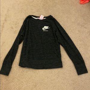 Nike matching jogger and sweatshirt set